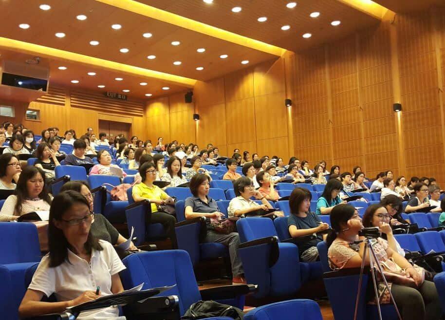 香港護士協會講座