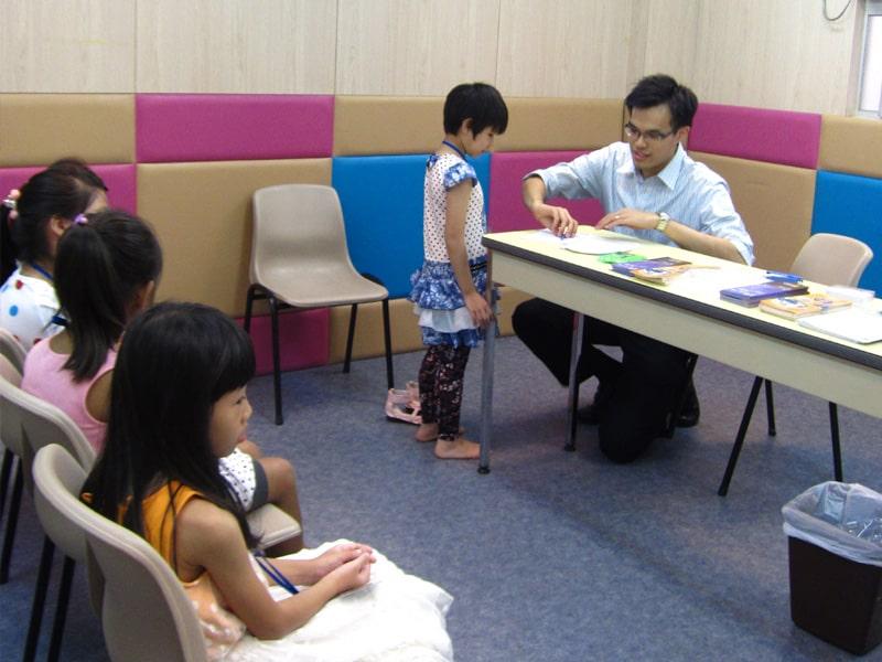 香港基督教青年會長沙灣中心講座
