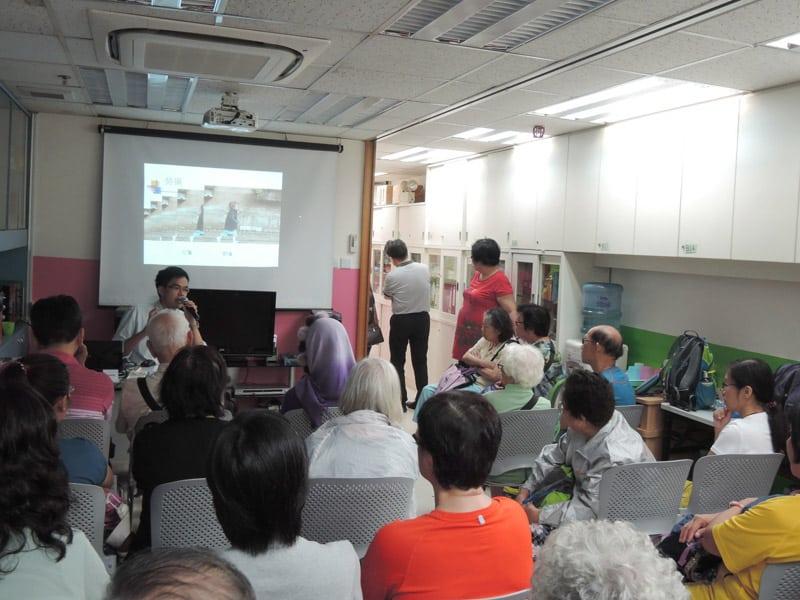 「香港視網膜病變協會」講座