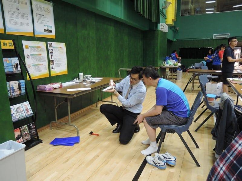香港中華基督教青年會「暑期活動體驗日」
