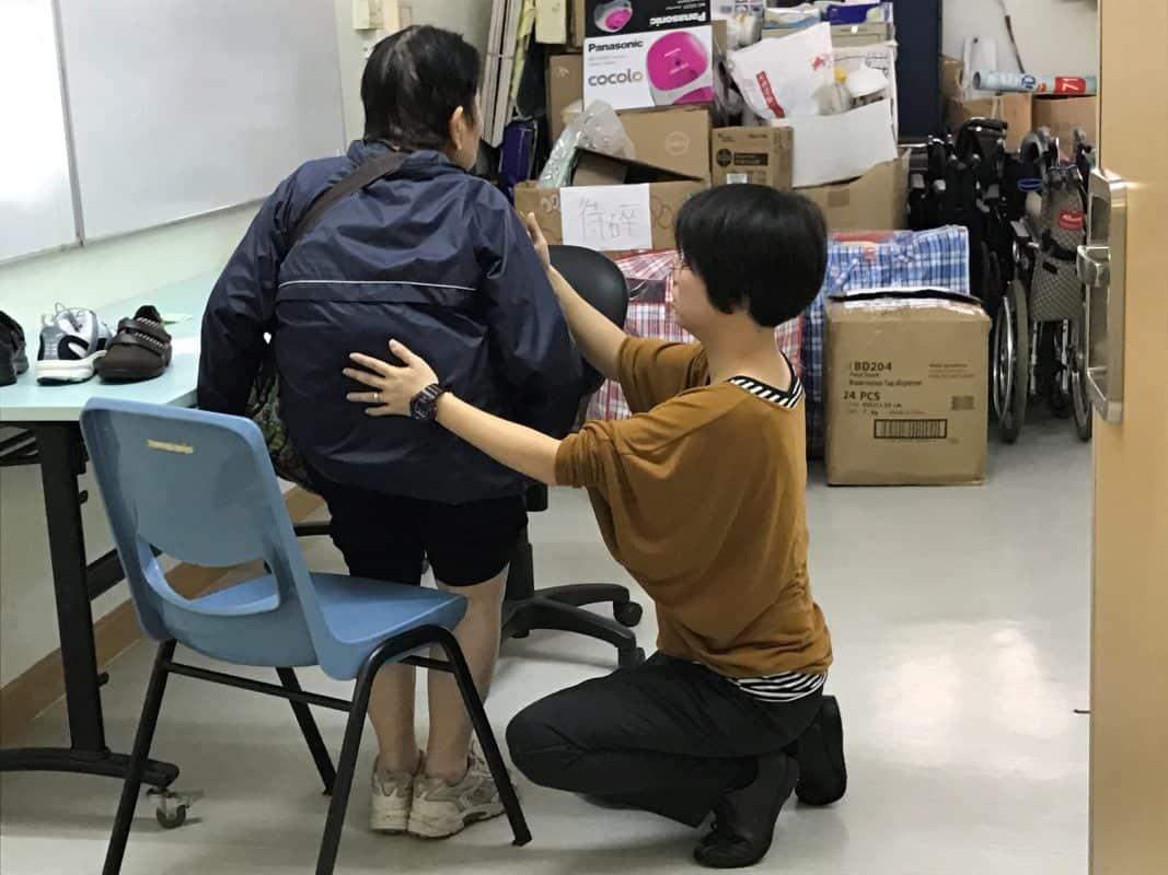 柴灣興華耆樂中心講座