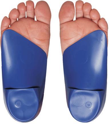 「入字步態板」的鞋墊