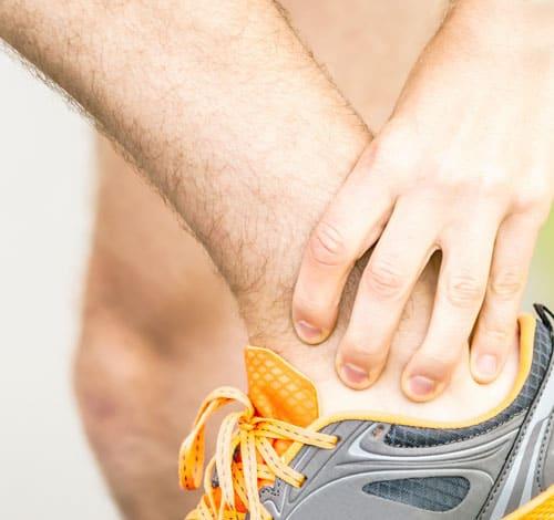脛後肌筋腱炎 腳踝扭傷 拗柴